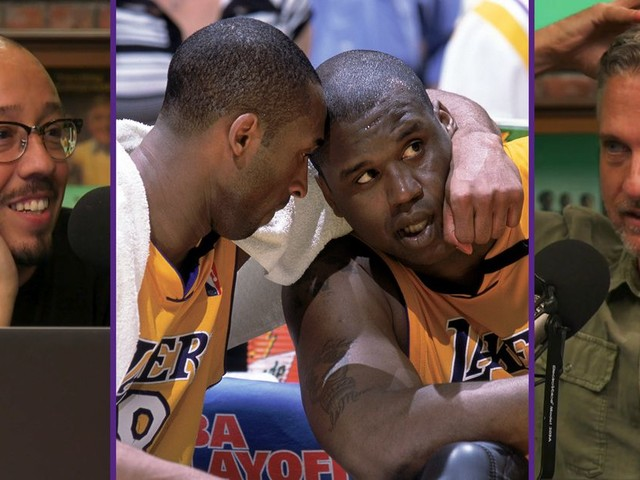 'Bill Simmons's Book of Basketball 2.0': How the Spurs Ended the Kobe-Shaq Lakers Dynasty