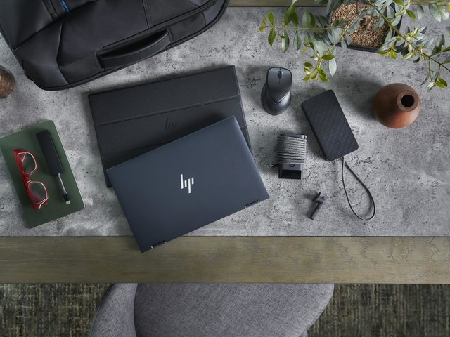 HP Elite Dragonfly is a Project Athena laptop that lasts over 24 hours on a charge
