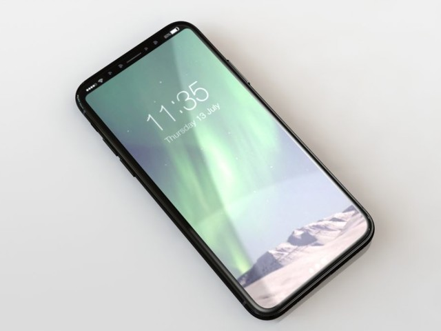 iPhone 8 Release Now Expected In November, White Bezel Won't Be Offered