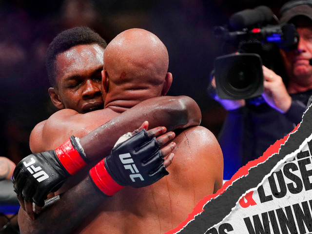 UFC 234: Silva vs. Adesanya - Winners and Losers