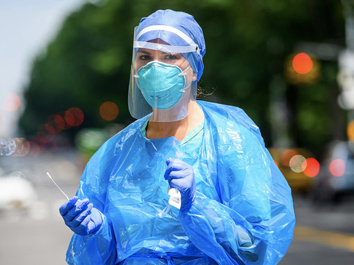 US COVID-19 Deaths Top 1k For 5th Day As US Outbreak Slows, Europe Accelerates: Live Updates