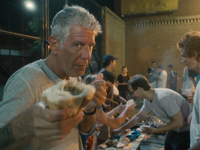 'Roadrunner' provides an intimate view of Anthony Bourdain's life