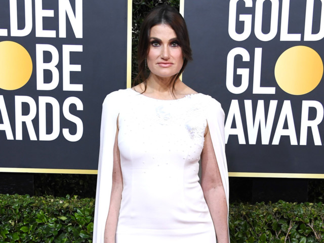 Idina Menzel ultimately a no-show at VIP party busted by her superfan