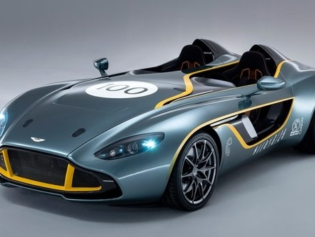 You Need a Lot of Money To Even Sniff A One-Off Aston Martin