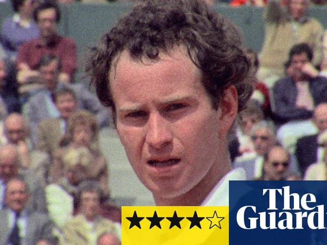 John McEnroe: In the Realm of Perfection review – Superbrat court in the act
