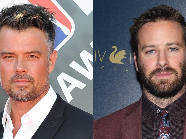 Josh Duhamel in Talks to Replace Armie Hammer in 'Shotgun Wedding' Opposite Jennifer Lopez