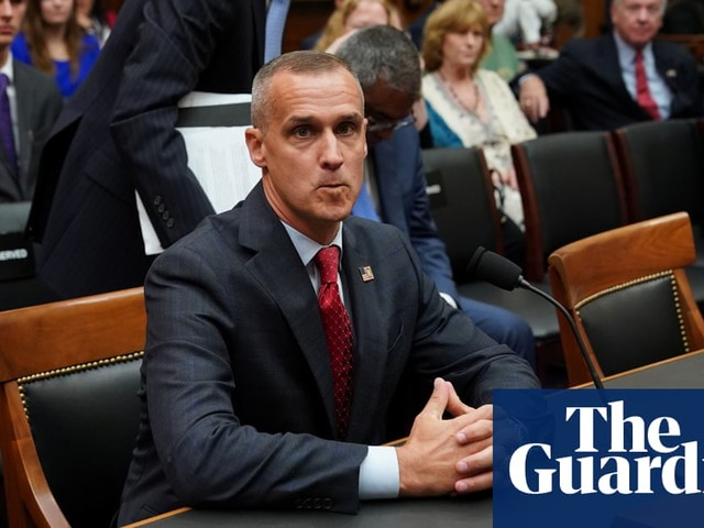 Trump ally Corey Lewandowski clashes with Democrats in testy hearing