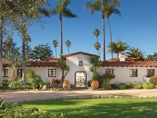 A California estate once belonging to former President Richard Nixon is on the market again for over $17 million less than its original price — here's a look inside the 9-bedroom, 14-bath estate known as the 'Western White House'