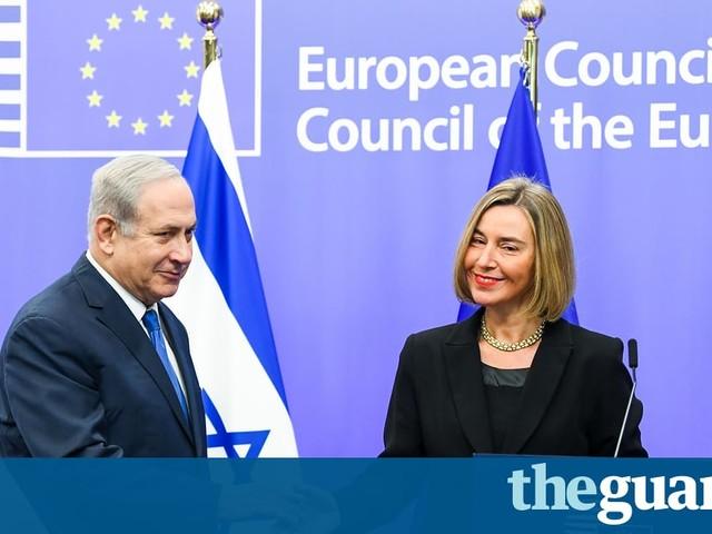 Europe tells Netanyahu it rejects Trump's Jerusalem move