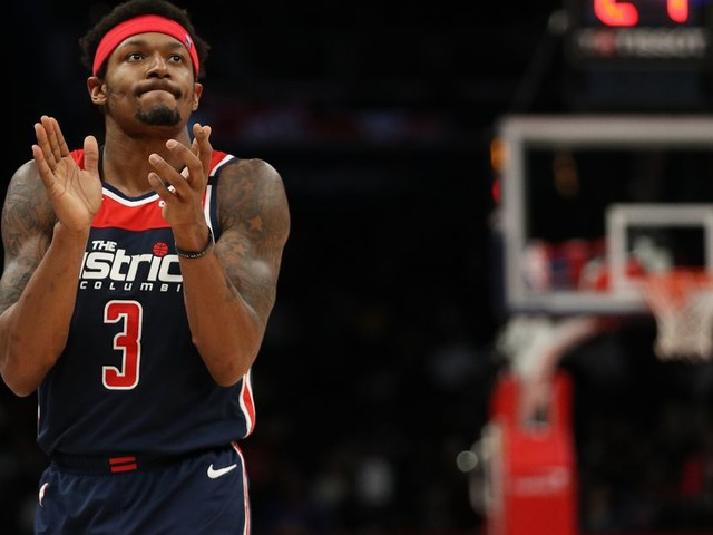'The Mismatch': Bradley Beal Is Out for the Season. So, Remind Us Why the Wizards Are Going to Orlando?