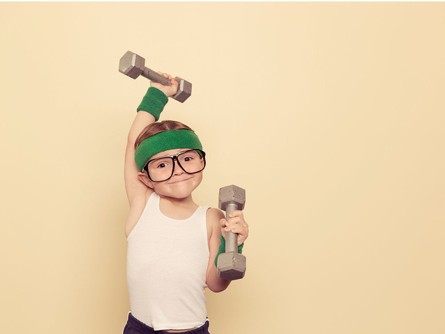How young is too young to start lifting weights?