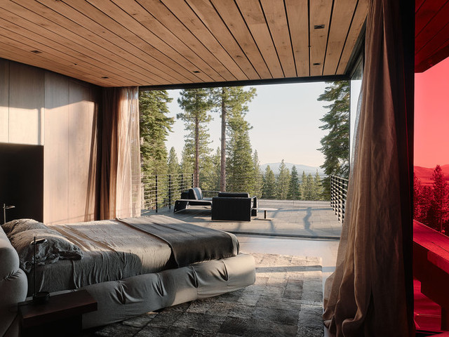 A Home You Can Ski Right Into