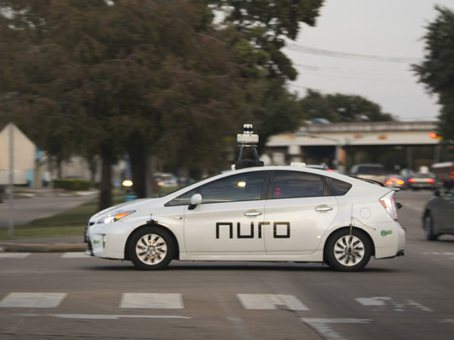 Walmart teams with Nuro's robot cars to deliver groceries in Houston