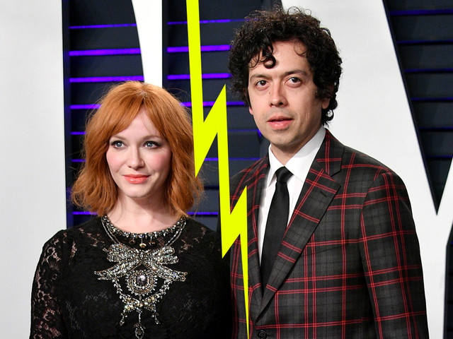 Christina Hendricks & Geoffrey Arend Split After 10 Years of Marriage
