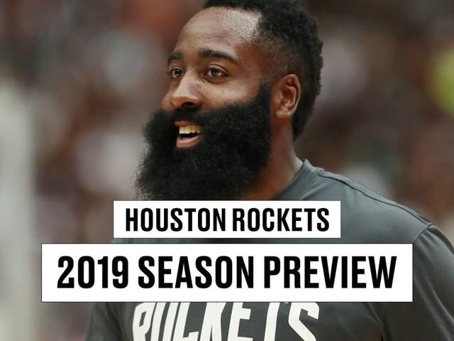 Houston Rockets season preview 2019-2020