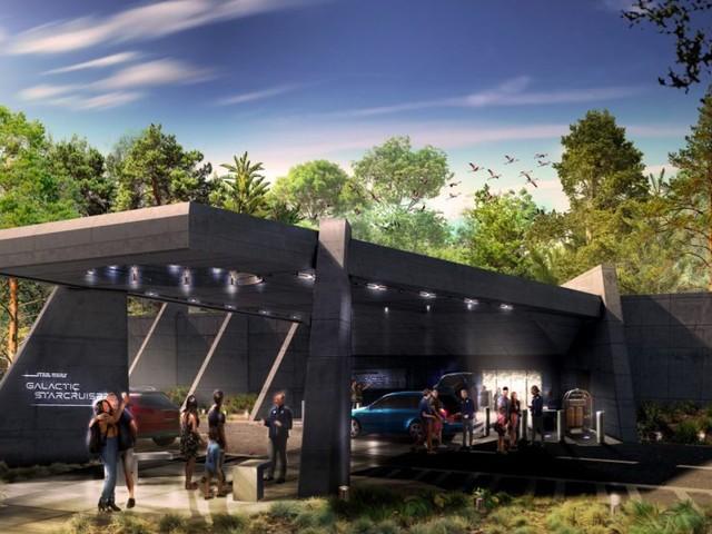 Star Wars: Galactic Starcruiser Hotel to Open in 2021 at Walt Disney World