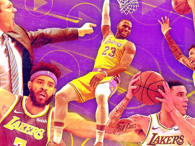 The Lakers May Be the Greatest League Pass Team in History