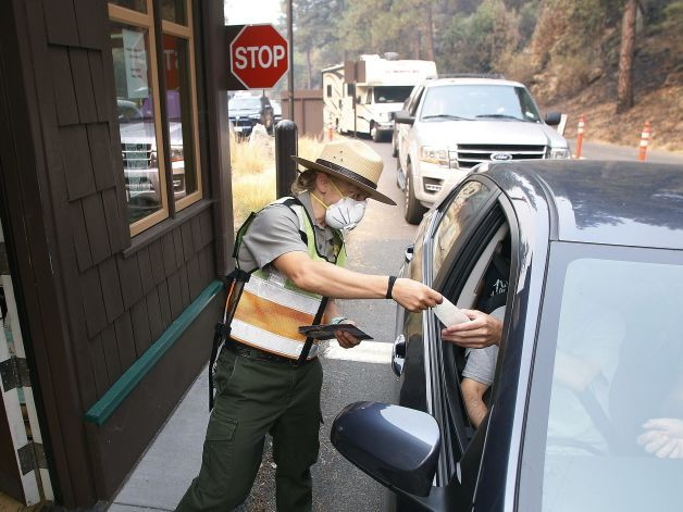 Yosemite Valley Reopens After Three-Week Fire Closure