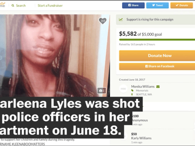 Seattle mother called police and was shot by them, reminding us black women get killed by cops too