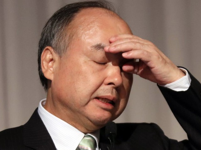 We'll never see another $100 billion technology Vision Fund — from SoftBank or anyone else (UBER)