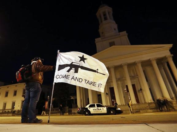 """""""Come And Take It"""": Massive Virginia Gun Rights Rally Kicks Off In Richmond"""