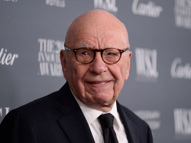 """Rupert Murdoch Buys $21.2M In Fox Corp. Stock A Week After Buying """"In Error"""""""