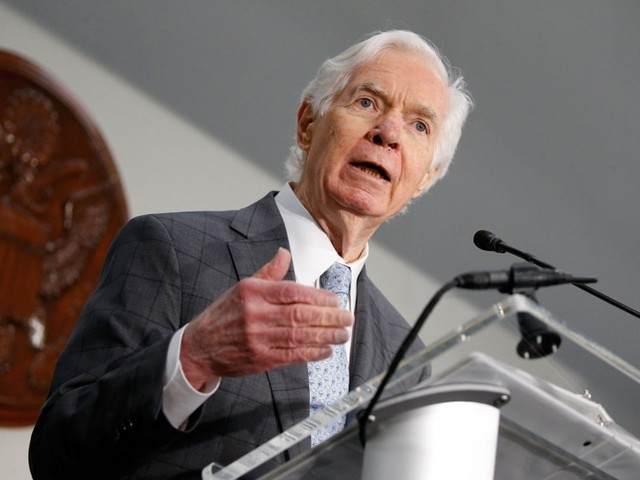 GOP Sen. Thad Cochran to Retire in April