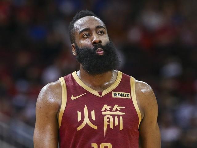 Houston, Harden road favorites on Wednesday NBA odds