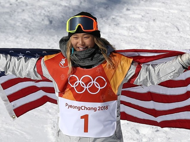 Chloe Kim is the now and next of Olympic snowboarding
