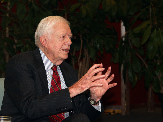 How Jimmy Carter Laid the Groundwork for Trump to Go to War With Iran
