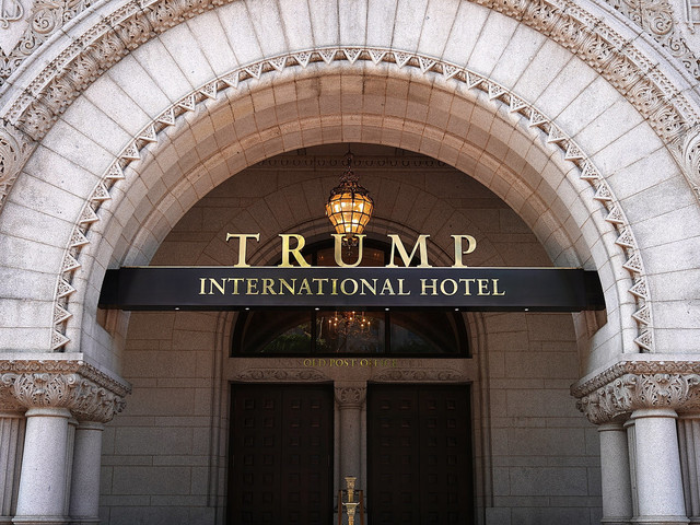 Yelp Users Drag Trump Hotels By Leaving 'S**thole' Reviews