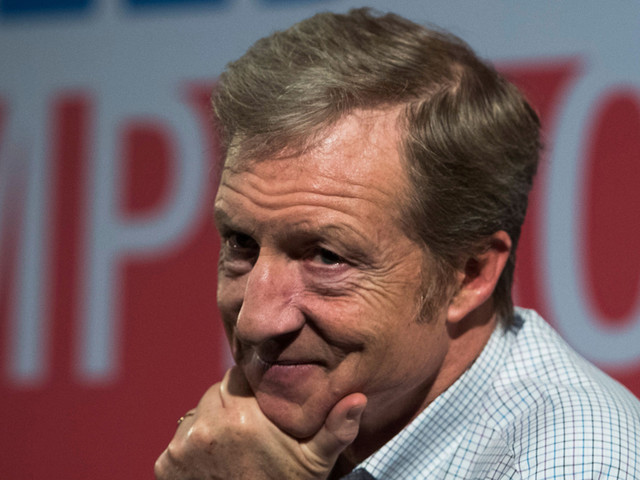 California Billionaire Tom Steyer Will Not Run For President In 2020