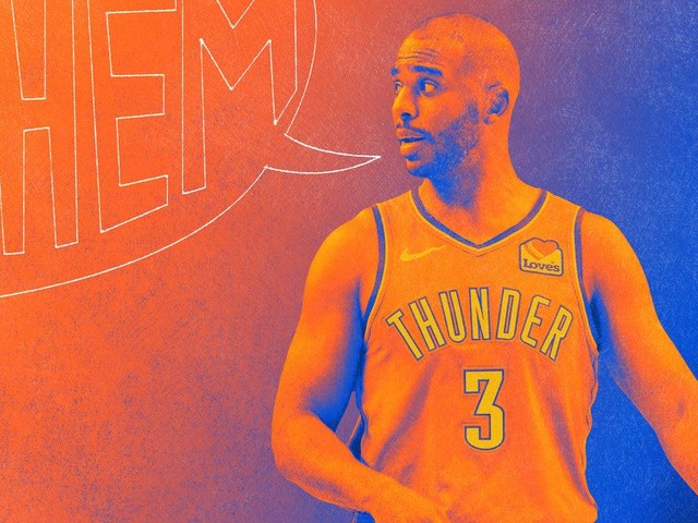 Defining Moments of the NBA Season: When Chris Paul Tattled on Jordan Bell's Untucked Jersey