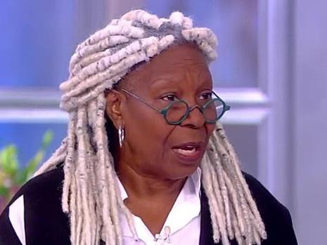 Whoopi Goldberg Debuts Long White Dreadlocks On 'The View' — See New Hair Makeover Pics