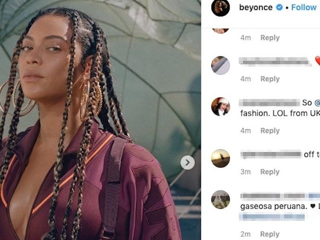Beyoncé's diehard fans are lashing out at a grocery-store chain after it compared the new Ivy Park collection to its store uniform