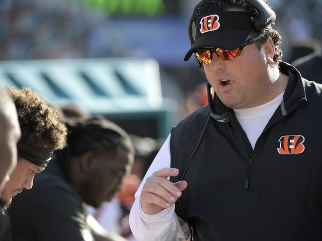 Once coveted by Jay Gruden, Paul Guenther joins Jon with Raiders