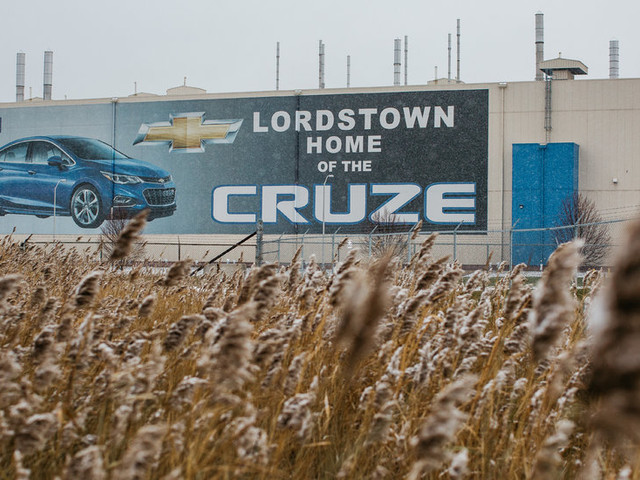 Trump Rebukes G.M. and Union Over Idling of Lordstown Plant