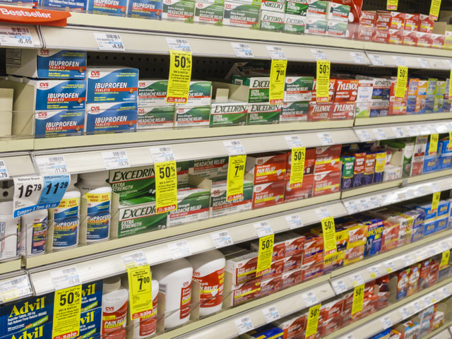 Drug maker temporarily discontinues two popular migraine relief drugs
