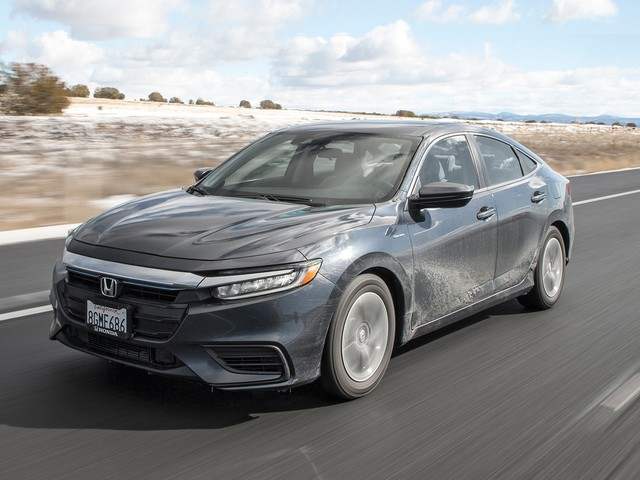 2019 Honda Insight: Is It a Good Road Trip Car?