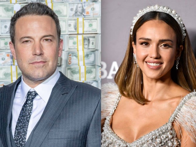 Ben Affleck Trying To Steal Jessica Alba From Her Husband?