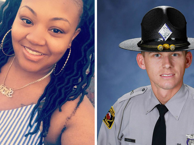 """Nurse Who Saved N.C. State Trooper Who Was Shot in the Face Says """"God Put Me There for a Reason"""""""