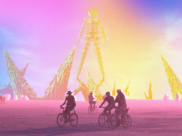 Timeline: Burning Man's tumultuous past