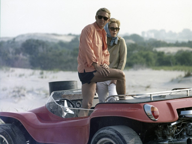 """McQueen's """"Thomas Crown Affair"""" Dune Buggy going to auction"""