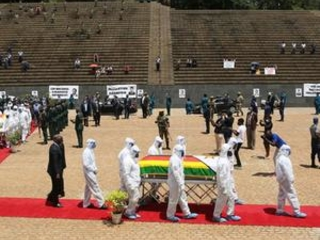 Fourth Zimbabwean Cabinet member dies of COVID-19 in surge