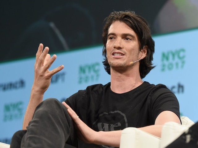 WeWork signed just 4 new leases last quarter as SoftBank scrambles to turn it around
