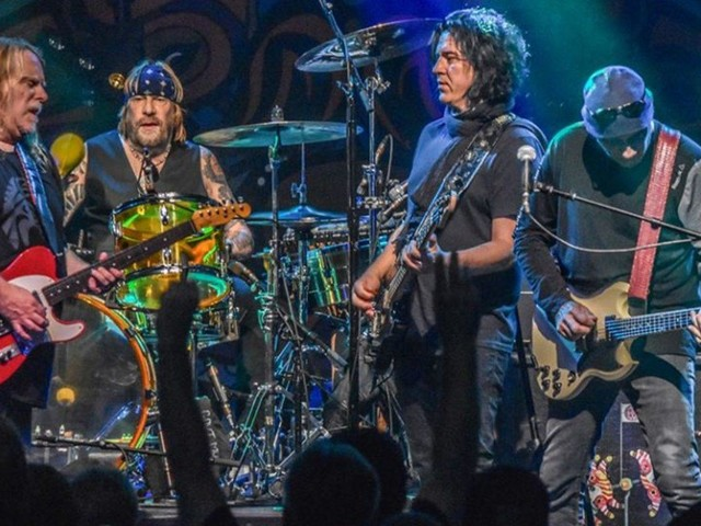Gov't Mule To Present 'The Rocking Mule Revue' With Guests On New Year's Eve