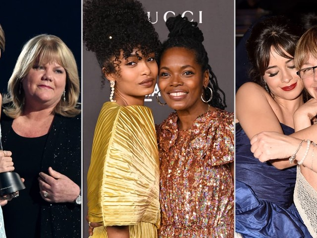119 Times Stars Shared Sweet Moments With Their Moms