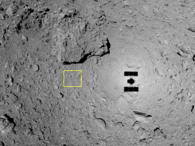 Japan's asteroid probe is about to attempt its second daring asteroid touchdown