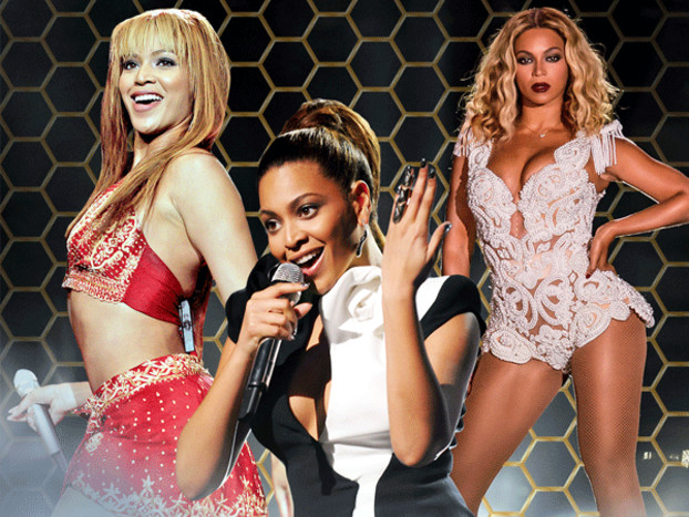 The Definitive Ranking of Beyoncé's 18 Top 10 Hit Singles
