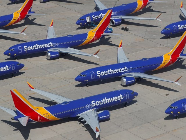 Southwest is pulling the 737 Max from its schedule for another month as questions mount about whether Boeing can get the plane ungrounded this year (LUV, BA)